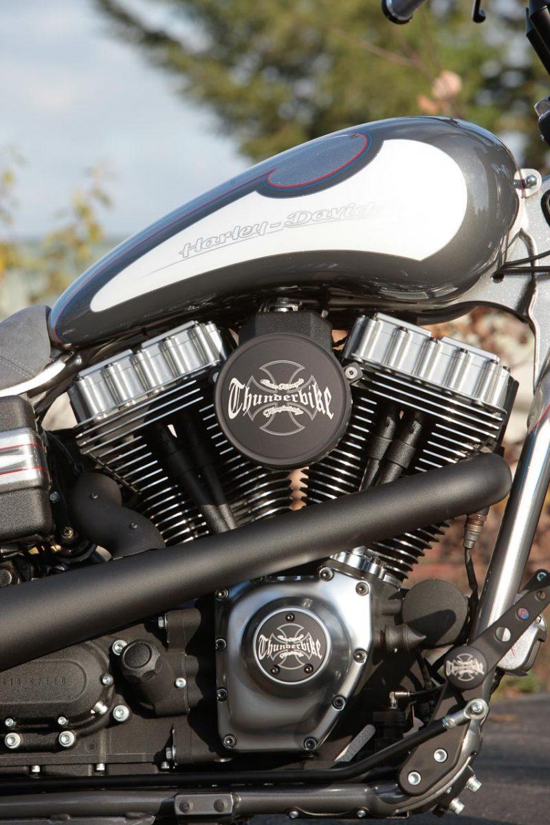 Thunderbike Dynamight • H-D Street Bob FXDB Custom Motorcycle