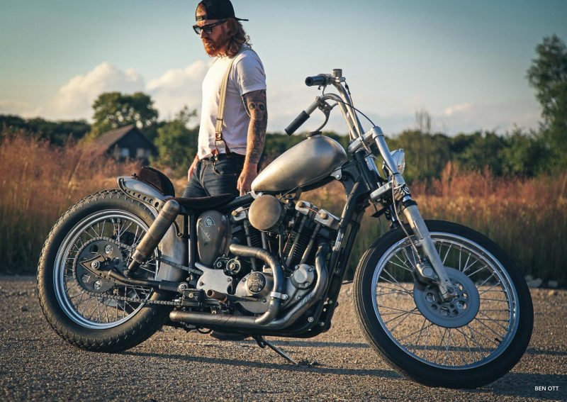 Thunderbike Iron Devil • Custombike & Harley-Davidson Gallery