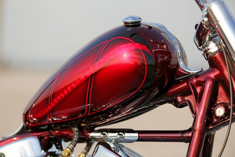 Thunderbike Andreas 30 Panhead • Custombike & Harley-Davidson Gallery
