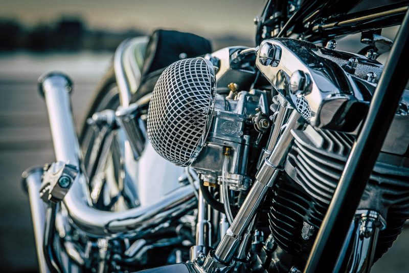 Thunderbike Glamor • Custombike & Harley-Davidson Gallery