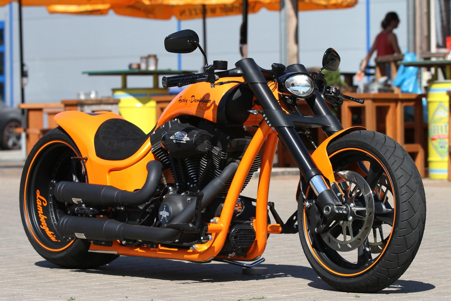 Thunderbike Rs Lambo Custombike Harley Davidson Gallery