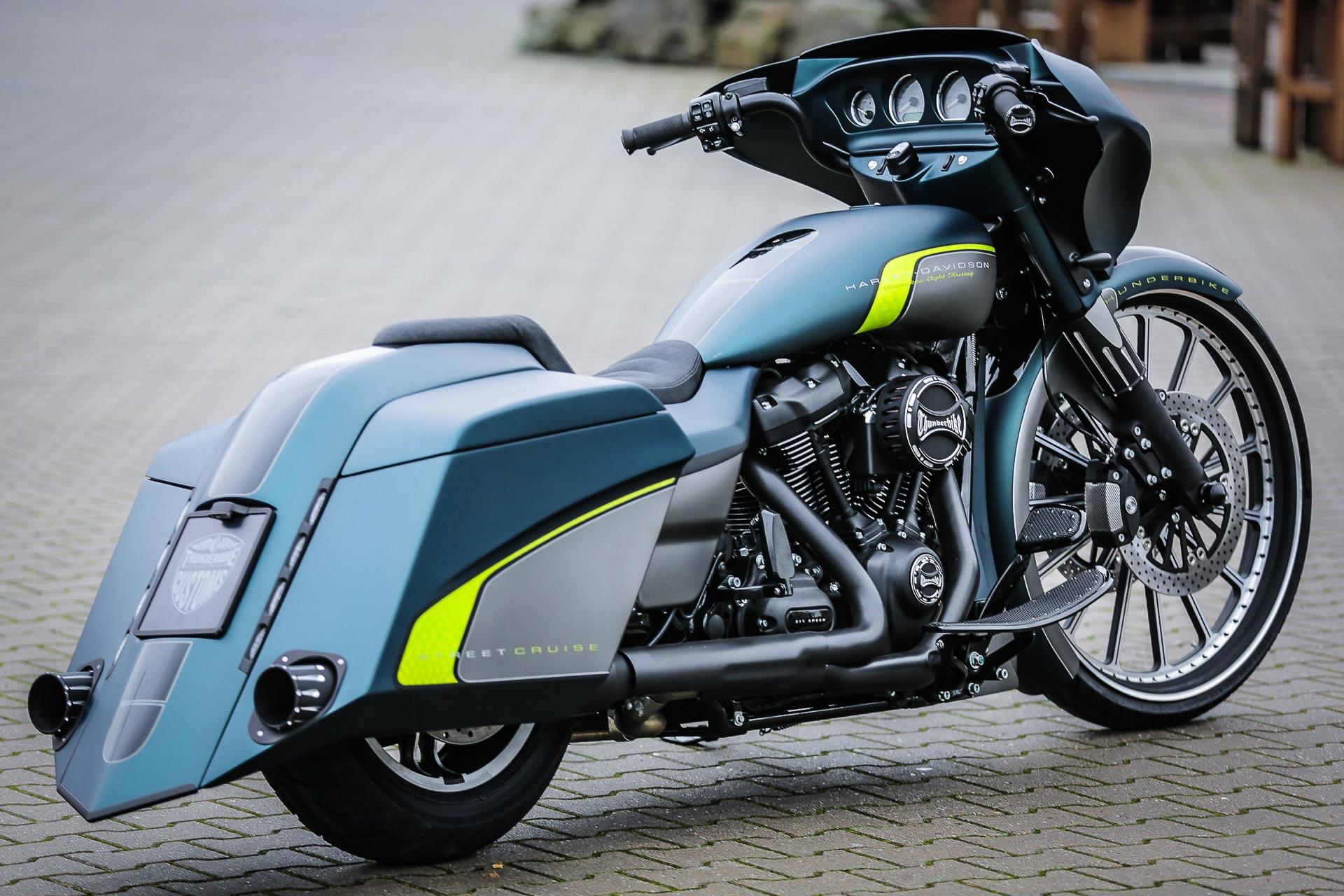 Thunderbike Milwaukee 8 • Custombike & Harley-Davidson Gallery