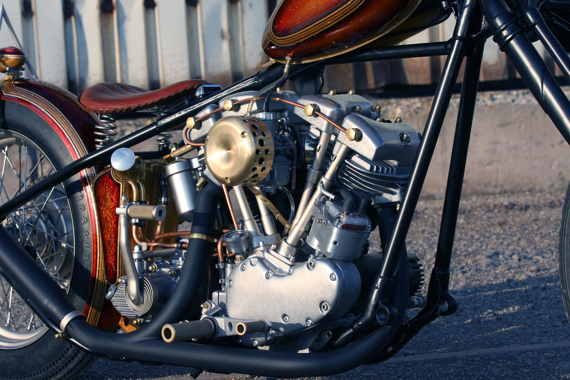 Thunderbike Top Chop • Custombike & Harley-Davidson Gallery