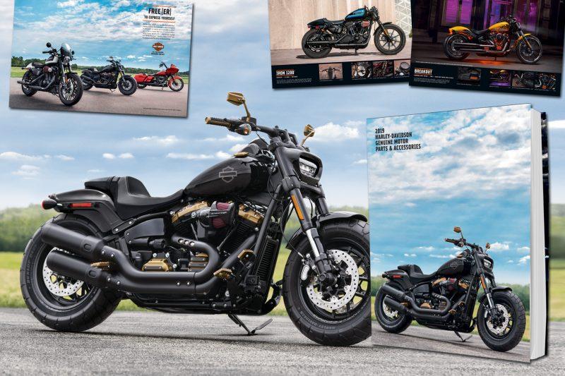 Harley-Davidson P&A Catalog 2019 • Thunderbike
