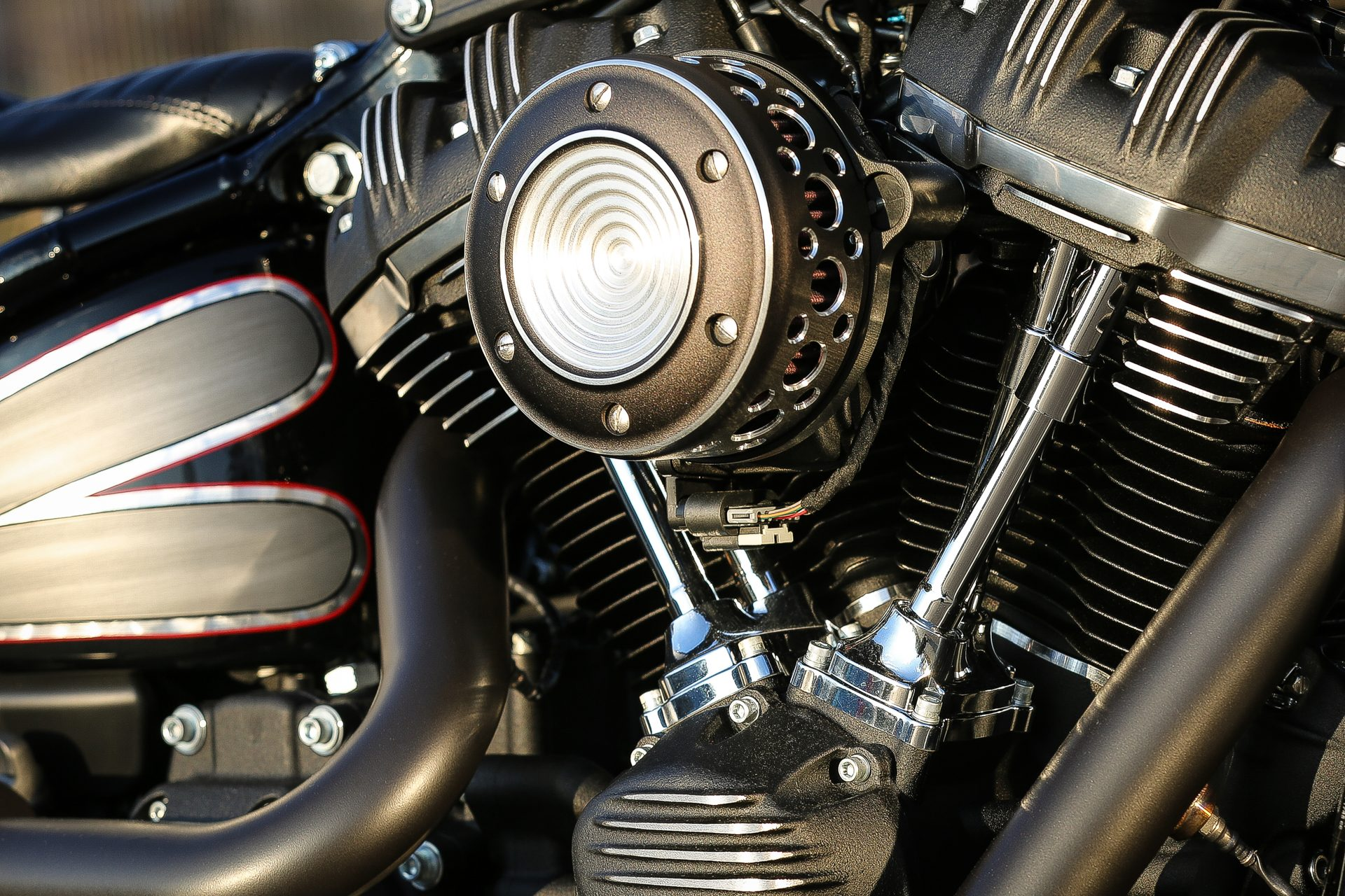 The History of Harley-Davidson Engines • Thunderbike Customs