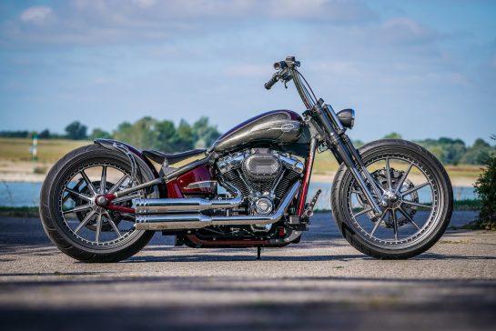 Harley Breakout For Sale >> Thunderbike Marvellous Custombike Harley Davidson Gallery