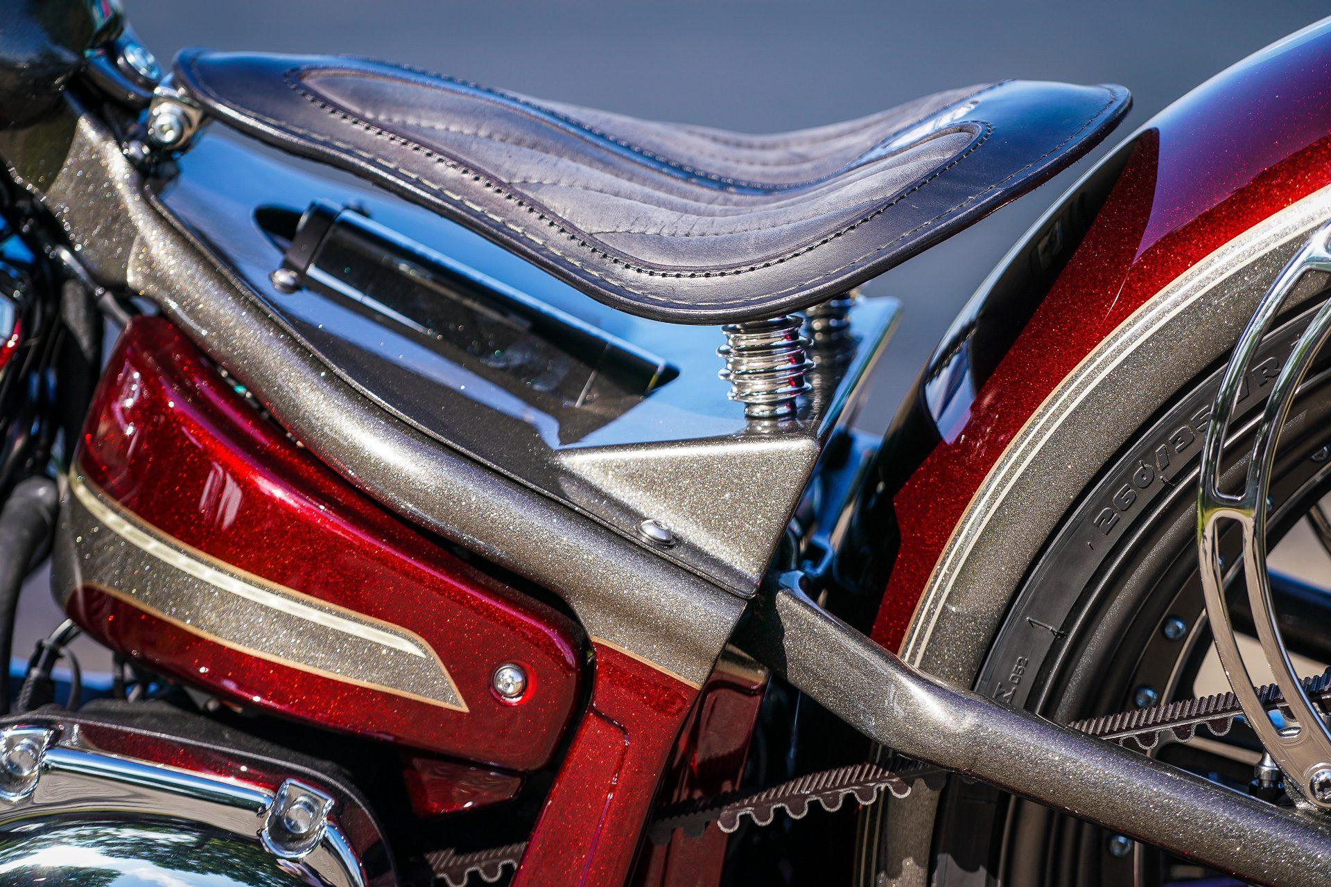 Thunderbike Titanium • Custombike & Harley-Davidson Gallery