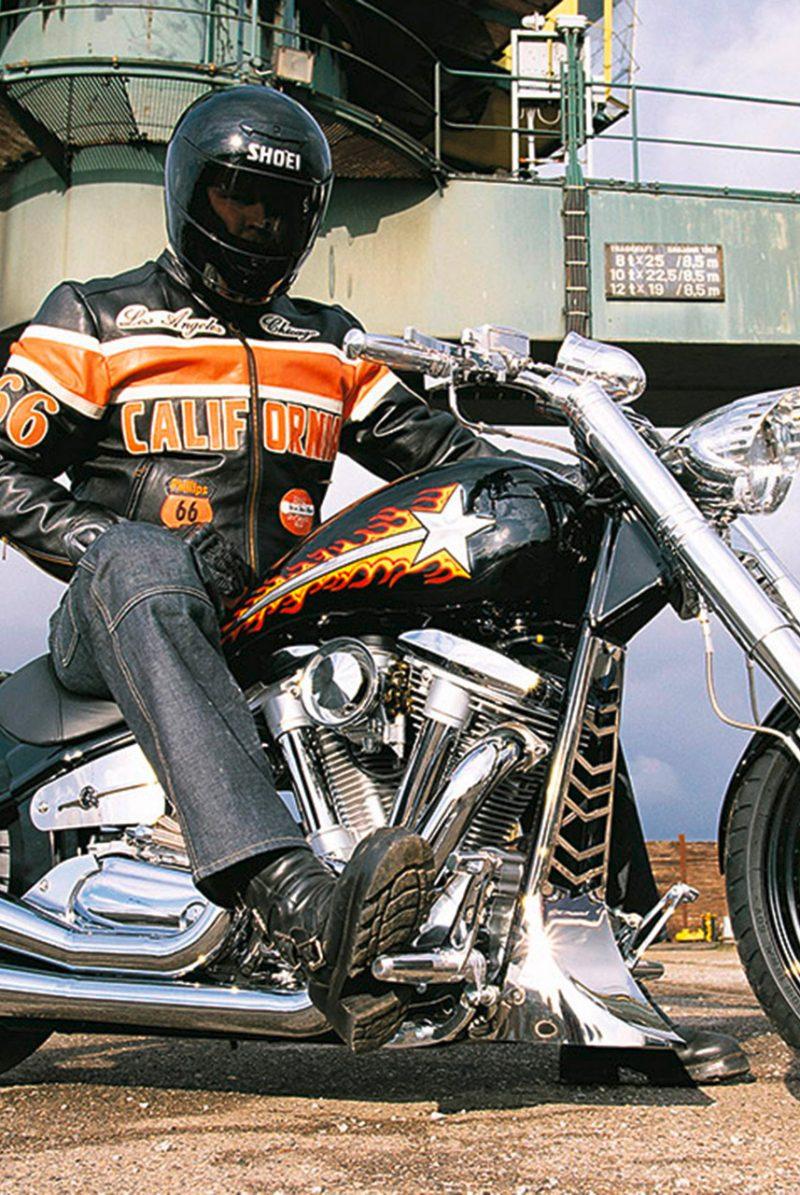 Thunderbike Starfire 2 Custombike Amp Harley Davidson Gallery
