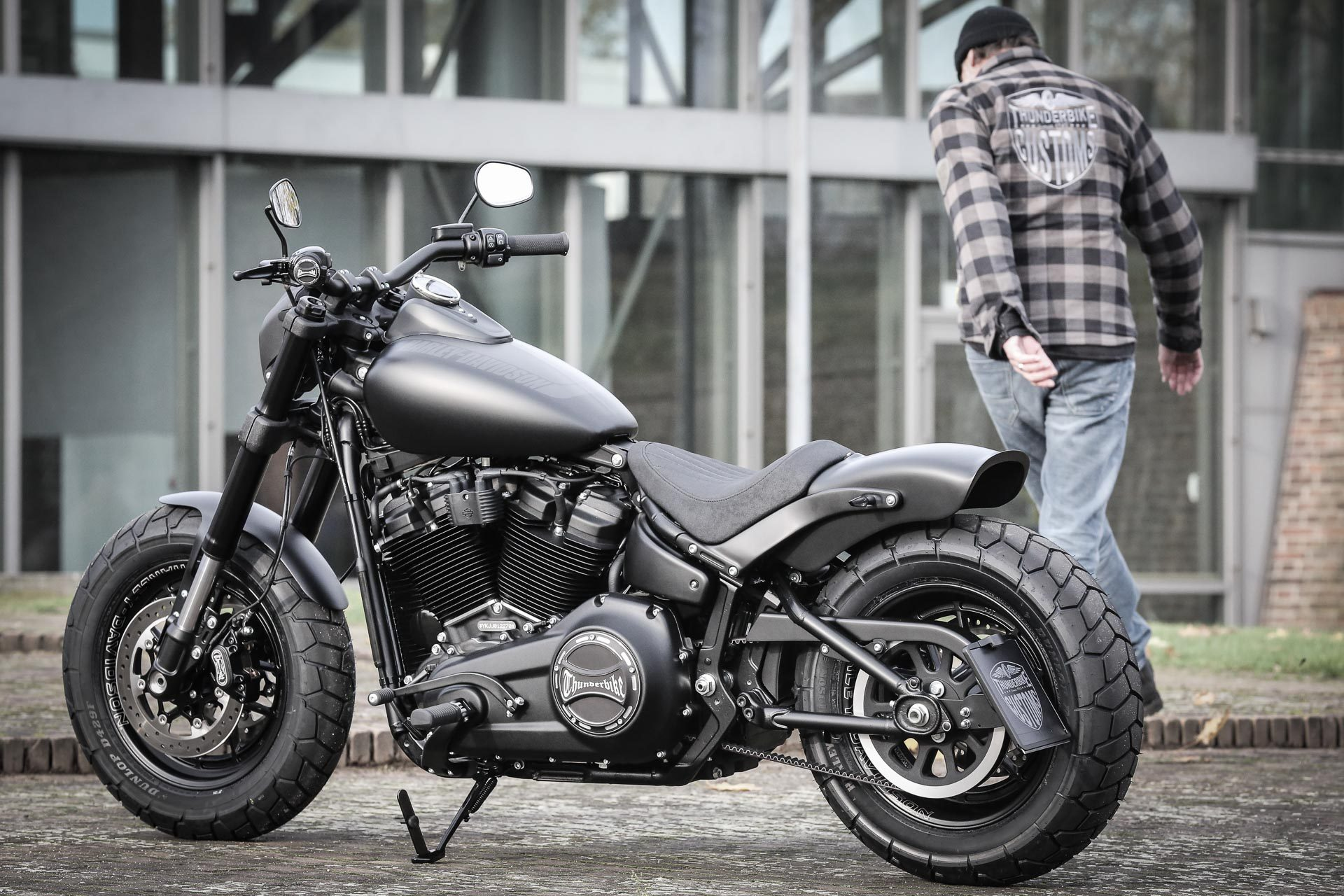Thunderbike Mr Pepper Custombike Amp Harley Davidson Gallery