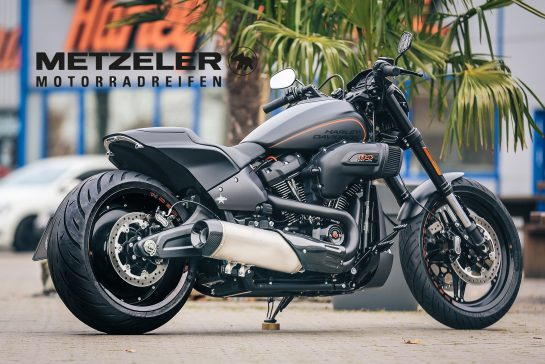 New 2019 Harley Davidson Fxdr 114 First Look Colors: Customized Harley-Davidson Motorcycles By Thunderbike
